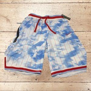 Nike Dri-FIT DNA Basketball Shorts Blue Sz Sm-tall